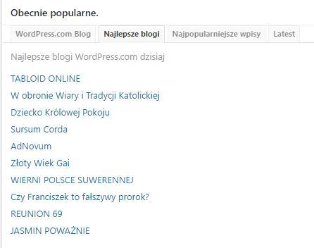 popularnosc